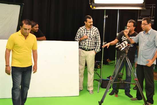 Gavaskar TV Commercial