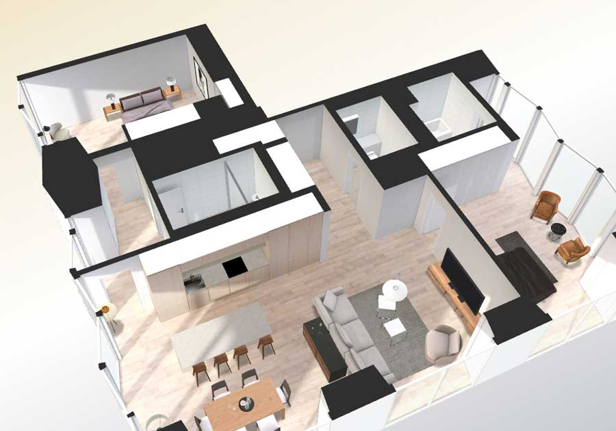 Interactive floor plan 3d cost 3d floor virtual tour for 3d virtual tour house plans