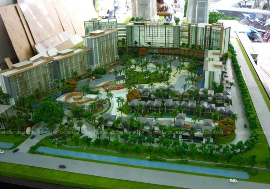 apartment scale model price cost of model making india