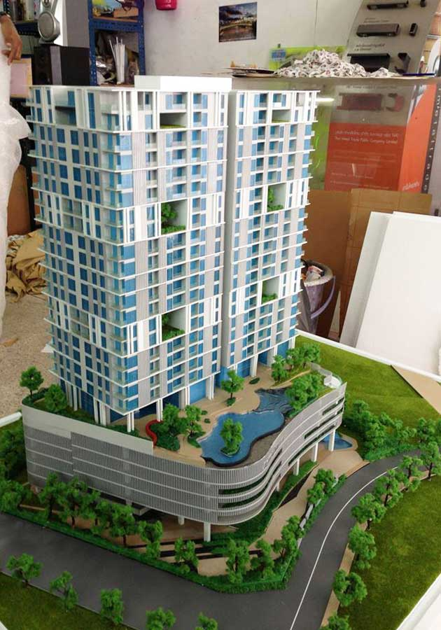 Scale model for building best scale model maker india for The model apartment