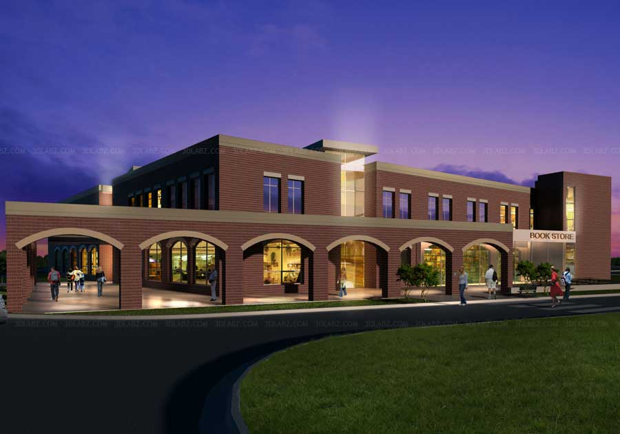 3d Rendering Fayetteville North Carolina United States