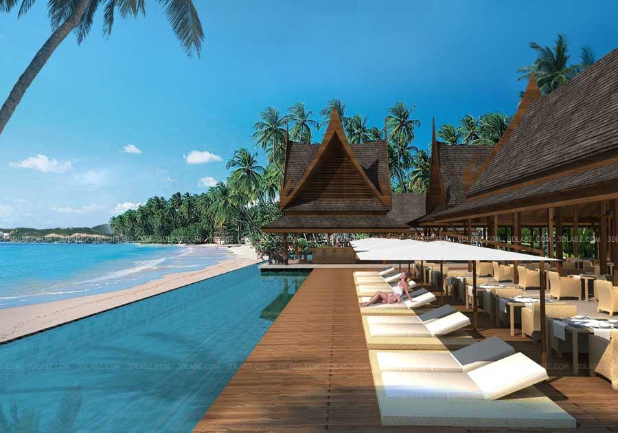 Beach Resorts In Shenzhen China