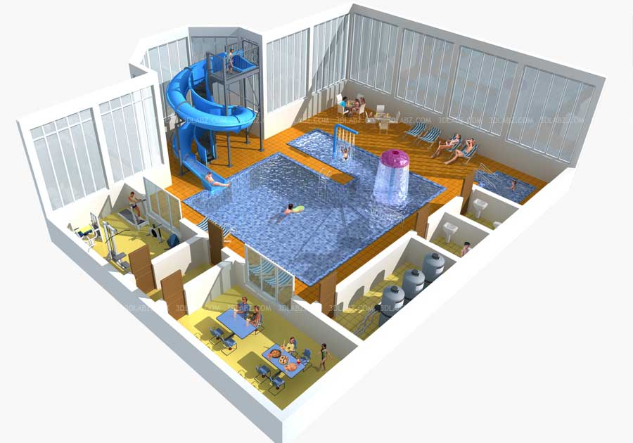 Floor Plan 3D2D Floor Plan design services in India