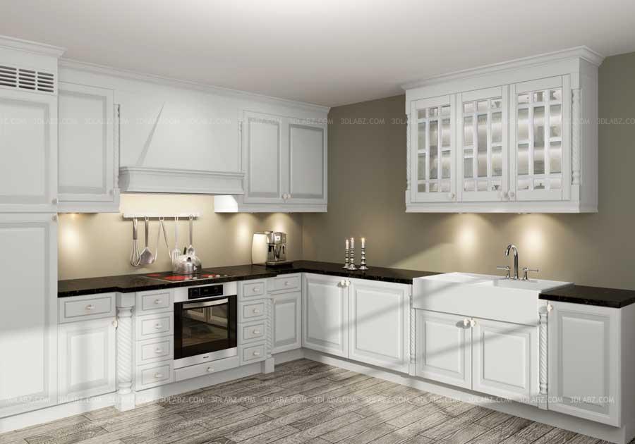 3d Rendering Kitchen Design Your Kitchen In 3d