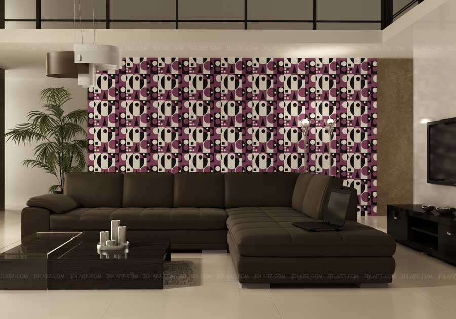 3D Rendering Wall Paper Animation ManilaPhilippines