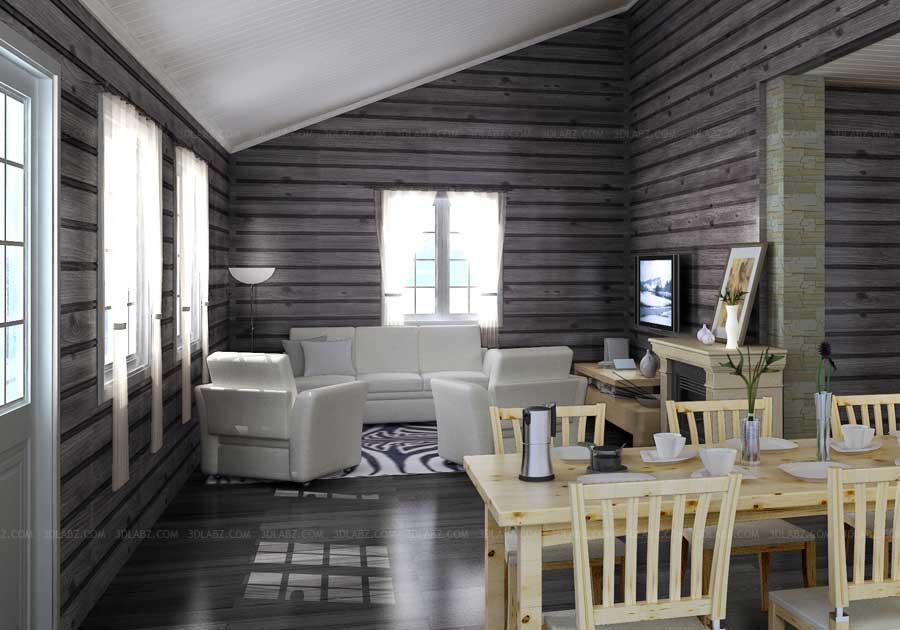 3d interior rendering studio oslo norway for Designhotel oslo