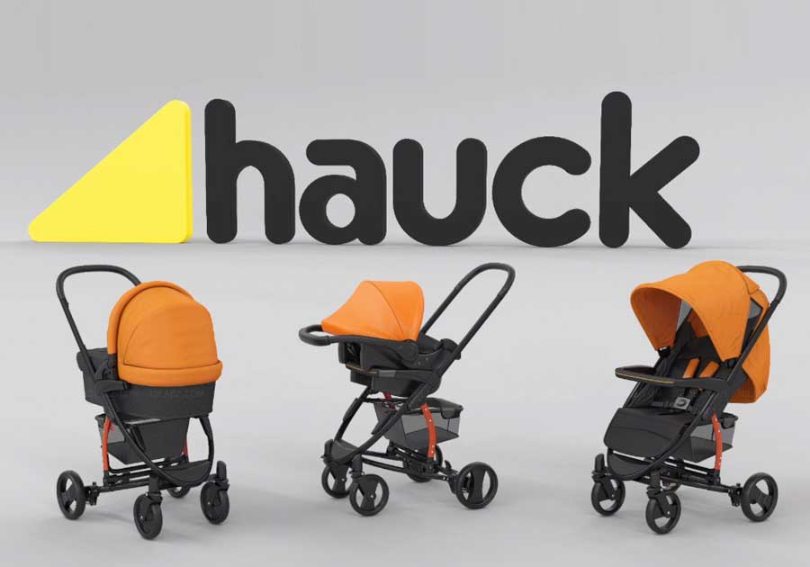 Hauck Stroller animation